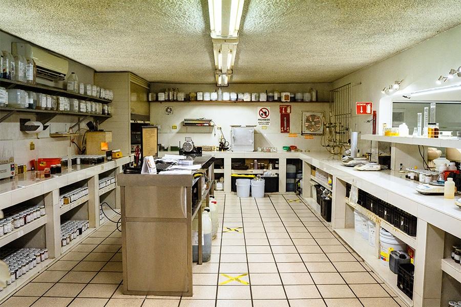 Laboratorio de Servicio