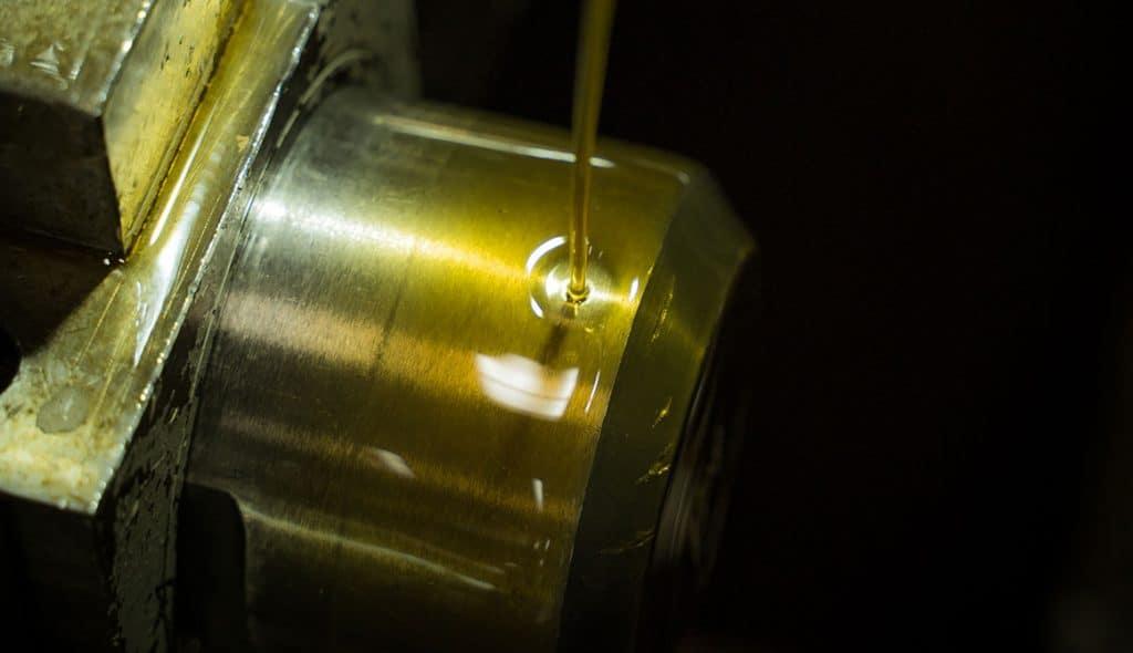 Aceites hidráulicos de especialidad